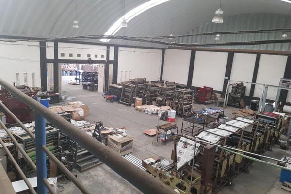 Foto de nave industrial en venta en camino a ahuatepec 37, brisas de cuernavaca, cuernavaca, morelos, 12503537 No. 01