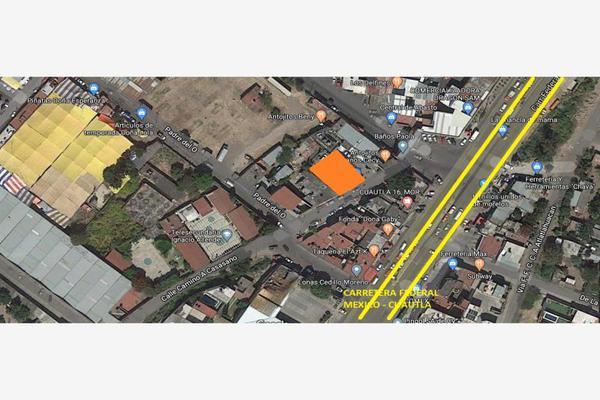 Foto de terreno comercial en renta en camino a casasano 4, central de abastos ampliación, cuautla, morelos, 12300864 No. 06