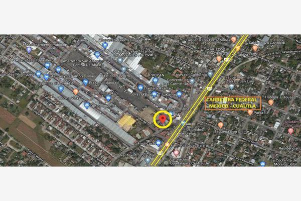 Foto de terreno comercial en renta en camino a casasano 4, central de abastos ampliación, cuautla, morelos, 12300864 No. 07