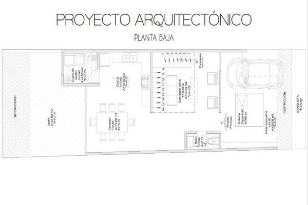 Foto de casa en venta en camino a coronango , san diego, san pedro cholula, puebla, 15219286 No. 22