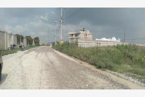 Foto de terreno habitacional en venta en camino a cuayantla , san bernardino tlaxcalancingo, san andrés cholula, puebla, 9945986 No. 01