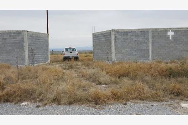 Foto de terreno industrial en venta en camino a industrias 510, santa maria la floreña, pesquería, nuevo león, 5821697 No. 01