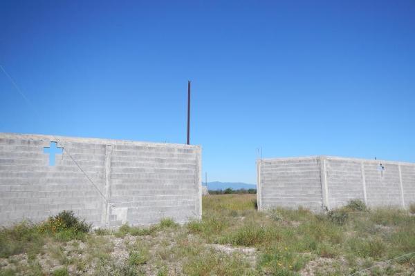 Foto de terreno industrial en venta en camino a industrias 510, santa maria la floreña, pesquería, nuevo león, 5821697 No. 08