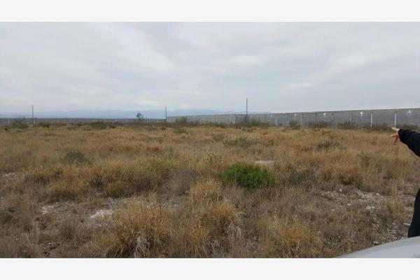 Foto de terreno industrial en venta en camino a industrias 510, santa maria la floreña, pesquería, nuevo león, 5821697 No. 03