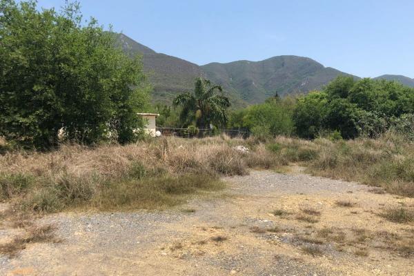Foto de terreno habitacional en venta en camino a la tachiquera , el uro, monterrey, nuevo león, 5441690 No. 01