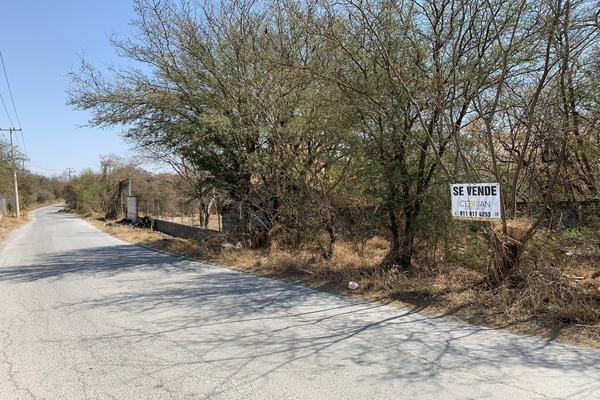 Foto de terreno habitacional en venta en camino a las espinas , arboledas de san roque, juárez, nuevo león, 19018967 No. 02