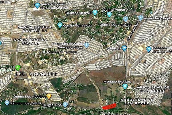 Foto de terreno habitacional en venta en camino a las espinas , san roque, juárez, nuevo león, 19809227 No. 12