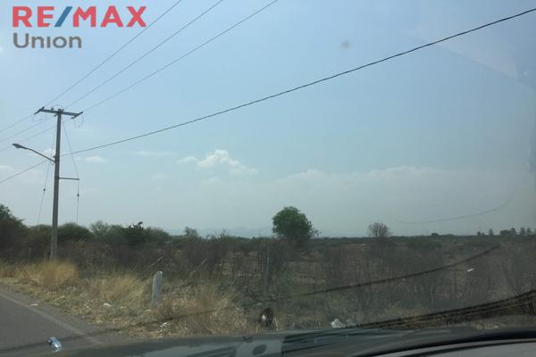 Foto de terreno industrial en venta en camino a montoro , cotorina de ejido, aguascalientes, aguascalientes, 7157239 No. 06