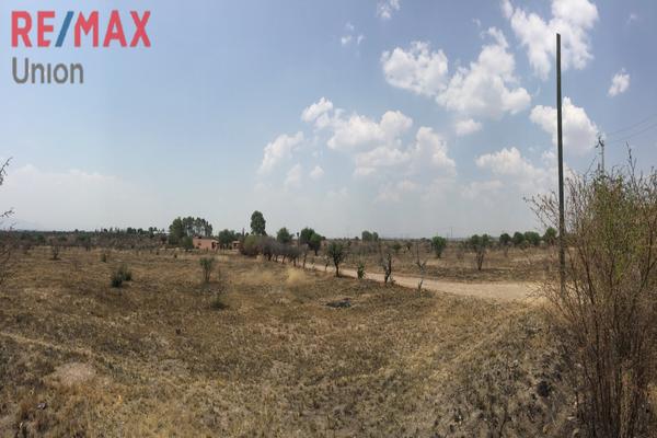 Foto de terreno industrial en venta en camino a montoro , cotorina de ejido, aguascalientes, aguascalientes, 7157239 No. 10