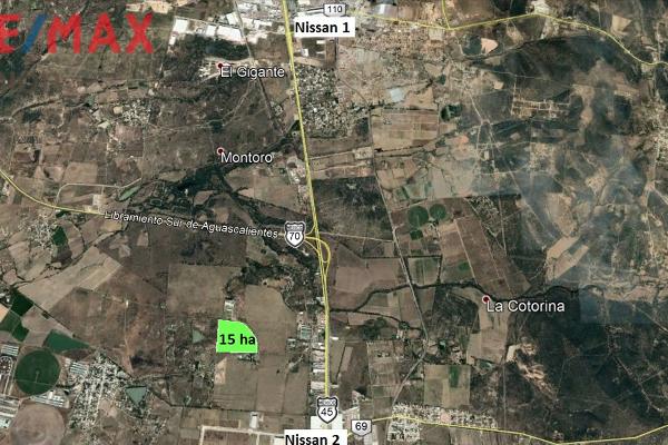 Foto de terreno industrial en venta en camino a montoro , montoro, aguascalientes, aguascalientes, 7157239 No. 11