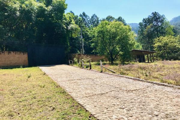 Foto de terreno habitacional en venta en camino a peña blanca s/n , peña blanca, valle de bravo, méxico, 0 No. 02