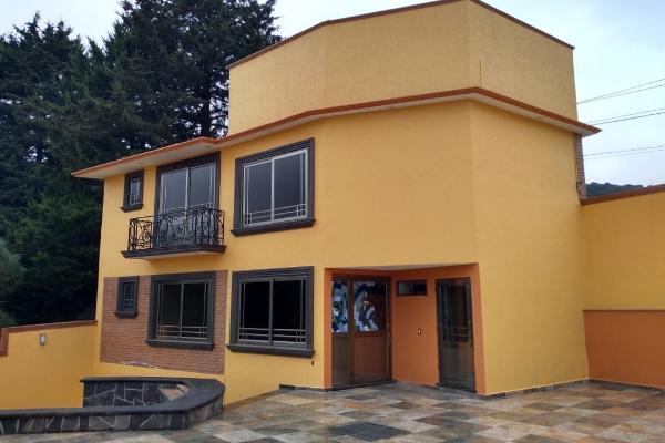 Foto de casa en venta en camino a rufina , la ladrillera, mineral del monte, hidalgo, 6153385 No. 03