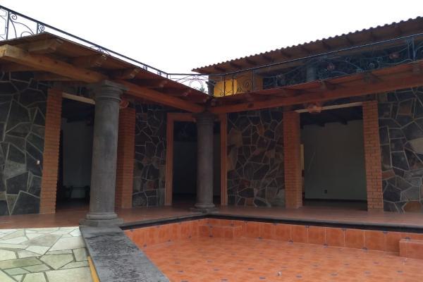 Foto de casa en venta en camino a rufina , la ladrillera, mineral del monte, hidalgo, 6153385 No. 07