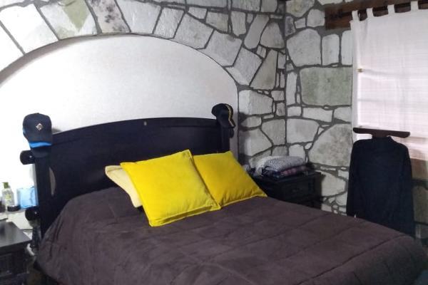 Foto de casa en venta en camino a rufina , la ladrillera, mineral del monte, hidalgo, 6153385 No. 11