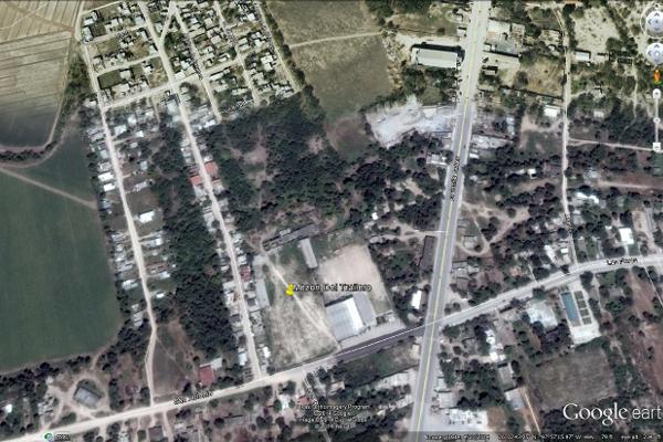 Foto de terreno habitacional en venta en camino a san antonio 802 , nuevo progreso, río bravo, tamaulipas, 15248473 No. 01