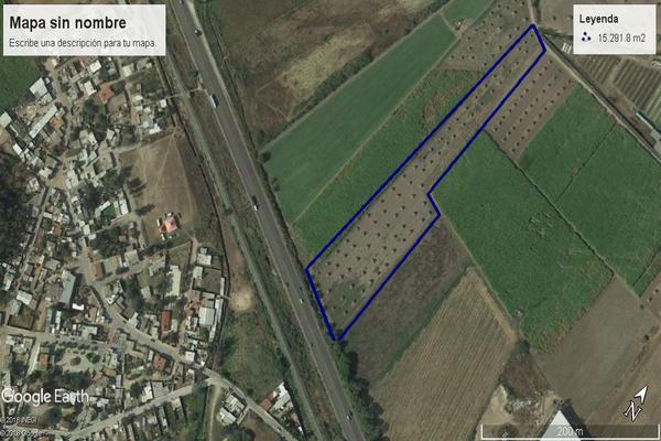 Foto de terreno comercial en venta en camino a san isidro mazatepec , santa cruz de la loma (tepetates), tlajomulco de zúñiga, jalisco, 15214190 No. 13