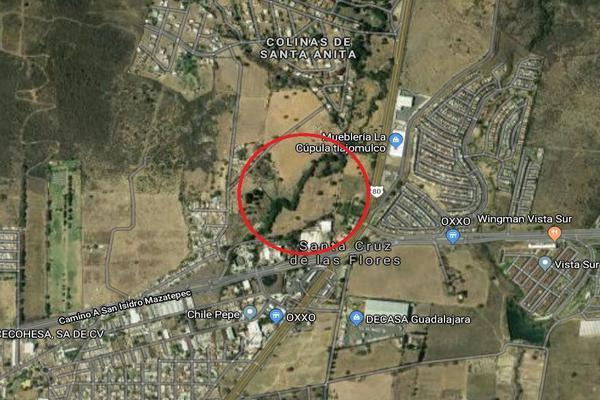 Foto de terreno habitacional en venta en camino a san isidro mazatepec , santa cruz de las flores, tlajomulco de zúñiga, jalisco, 11879864 No. 01