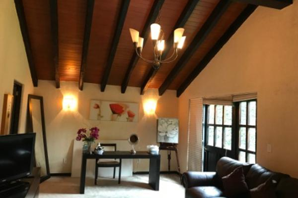 Foto de casa en condominio en venta en camino a santa teresa , bosques del pedregal, tlalpan, distrito federal, 4637729 No. 10