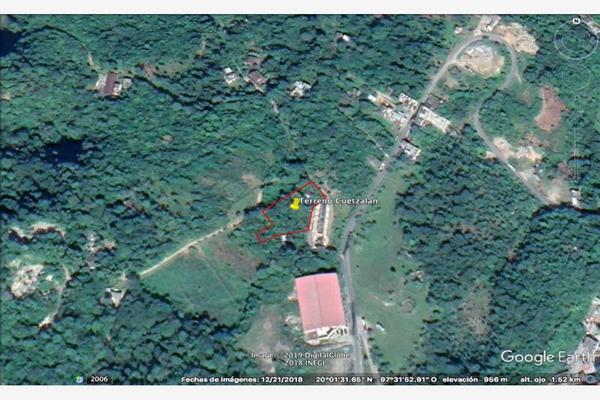 Foto de terreno habitacional en venta en camino a tzinacapan 101, cuetzalan del progreso, cuetzalan del progreso, puebla, 17740024 No. 01