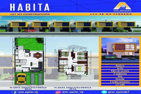 Foto de casa en venta en camino acceso , las mercedes, san luis potosí, san luis potosí, 12767056 No. 15