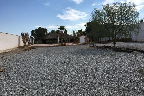 Foto de terreno habitacional en venta en camino acceso principal , las misiones, saltillo, coahuila de zaragoza, 14036425 No. 01