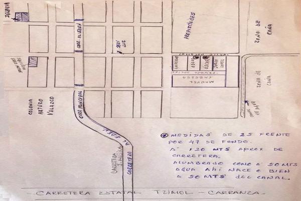 Foto de terreno habitacional en venta en camino al limon , tzimol, tzimol, chiapas, 8151778 No. 07