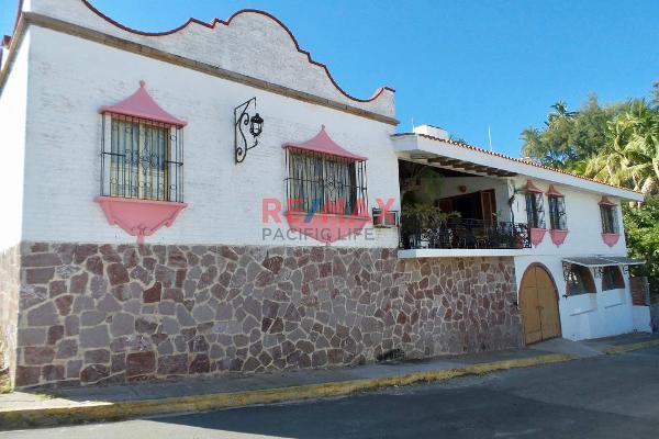 Foto de casa en venta en camino al observatorio , cerro del vigía, mazatlán, sinaloa, 6140770 No. 01