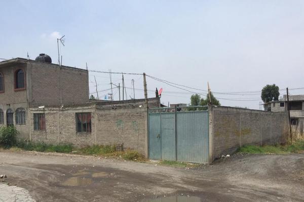 Foto de terreno habitacional en venta en camino al rancho , santiago cuautlalpan, texcoco, méxico, 7290971 No. 01
