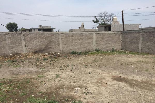 Foto de terreno habitacional en venta en camino al rancho , santiago cuautlalpan, texcoco, méxico, 7290971 No. 02