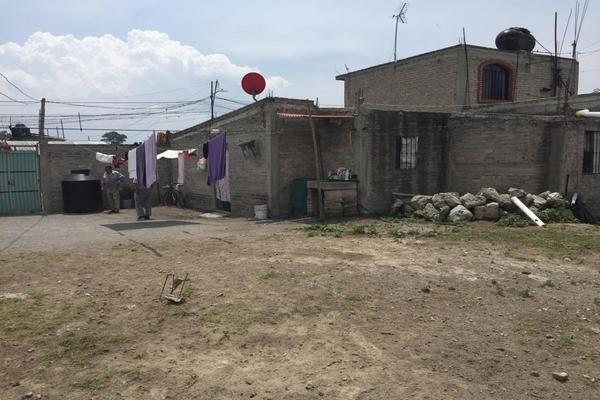 Foto de terreno habitacional en venta en camino al rancho , santiago cuautlalpan, texcoco, méxico, 7290971 No. 04