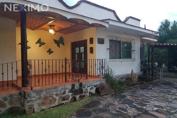 Foto de casa en venta en camino al seminario 232, el saucillo, juanacatlán, jalisco, 8451538 No. 01
