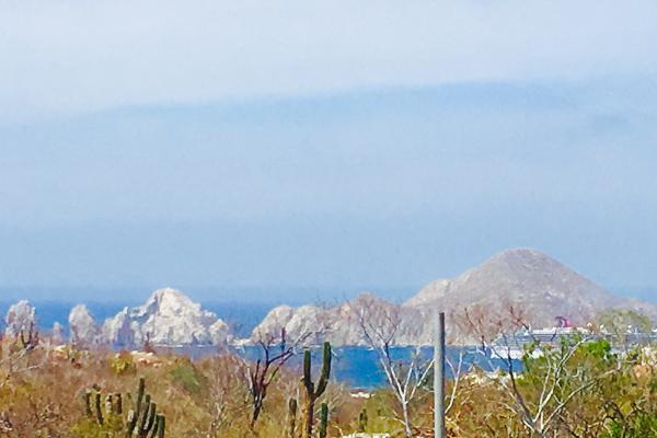 Foto de terreno habitacional en venta en camino al tezal , cumbres del tezal, los cabos, baja california sur, 3734786 No. 01