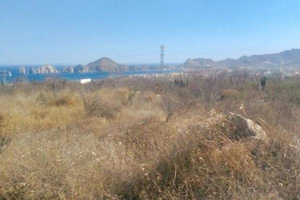 Foto de terreno habitacional en venta en camino al tezal , cumbres del tezal, los cabos, baja california sur, 3734786 No. 02