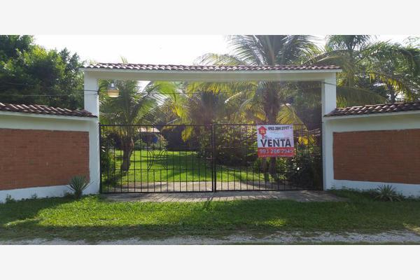 Foto de rancho en venta en camino al yumka s/n 0, la palma, centro, tabasco, 5447998 No. 17