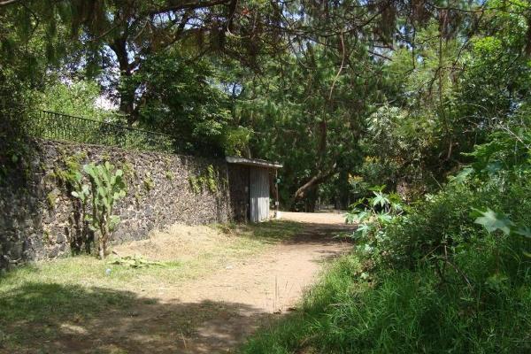 Foto de terreno habitacional en venta en camino alarcon 10, ahuatepec, cuernavaca, morelos, 5895243 No. 02