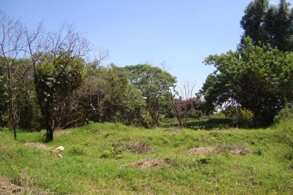 Foto de terreno habitacional en venta en camino alarcon 10, ahuatepec, cuernavaca, morelos, 5895243 No. 08