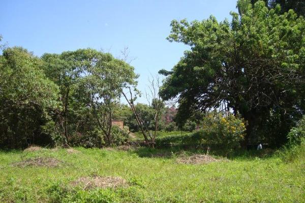 Foto de terreno habitacional en venta en camino alarcon 10, ahuatepec, cuernavaca, morelos, 5895243 No. 09