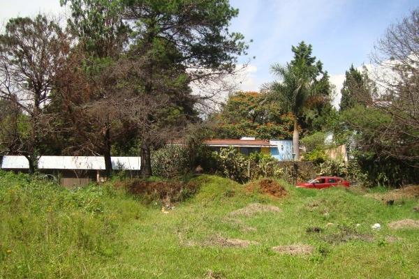 Foto de terreno habitacional en venta en camino alarcon 10, ahuatepec, cuernavaca, morelos, 5895243 No. 12