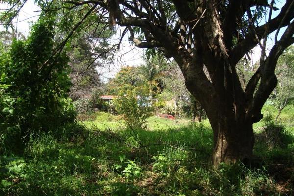 Foto de terreno habitacional en venta en camino alarcon 10, ahuatepec, cuernavaca, morelos, 5895243 No. 15
