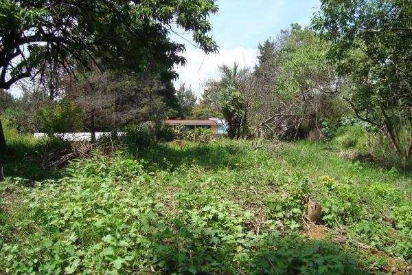 Foto de terreno habitacional en venta en camino alarcon 10, ahuatepec, cuernavaca, morelos, 5895243 No. 18