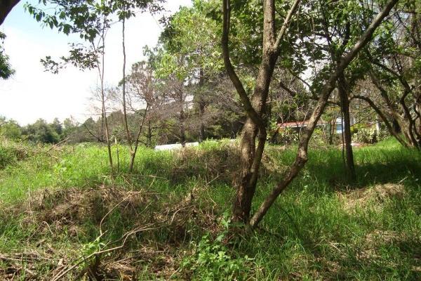 Foto de terreno habitacional en venta en camino alarcon 10, ahuatepec, cuernavaca, morelos, 5895243 No. 21