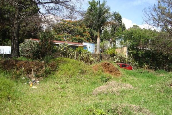 Foto de terreno habitacional en venta en camino alarcon 10, jardines de ahuatepec, cuernavaca, morelos, 5895243 No. 10