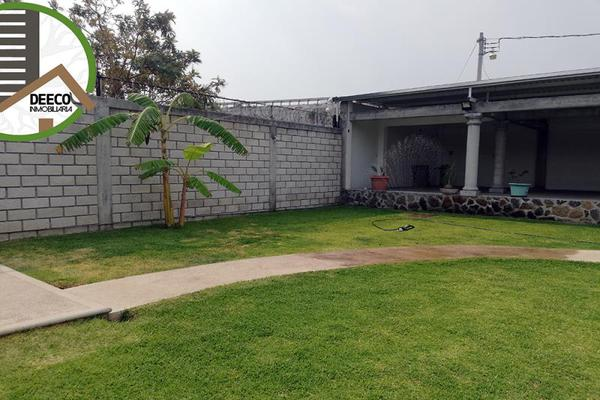 Foto de terreno habitacional en venta en camino antiguo a ahuatepec o, loma bonita, cuernavaca, morelos, 14794758 No. 07