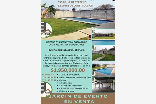 Foto de terreno habitacional en venta en camino antiguo a ahuatepec o, loma bonita, cuernavaca, morelos, 14794758 No. 13