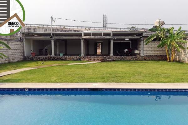 Foto de terreno habitacional en venta en camino antiguo a ahuatepec o, ocotera, cuernavaca, morelos, 0 No. 01