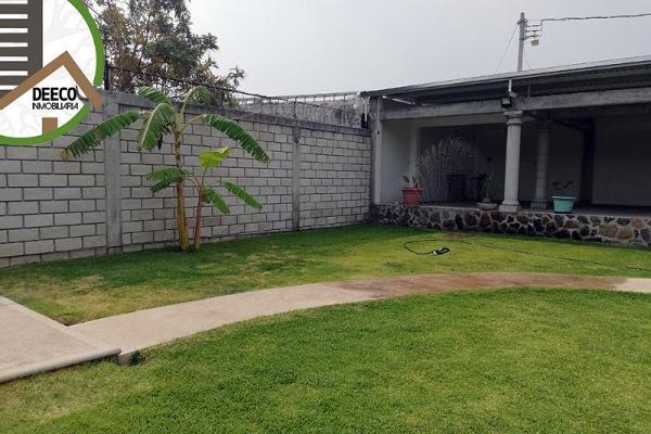 Foto de terreno habitacional en venta en camino antiguo a ahuatepec o, ocotera, cuernavaca, morelos, 0 No. 07