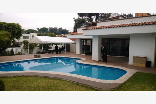 Foto de casa en venta en camino antiguo ahuatepec 1, lomas del conde, cuernavaca, morelos, 8212165 No. 01