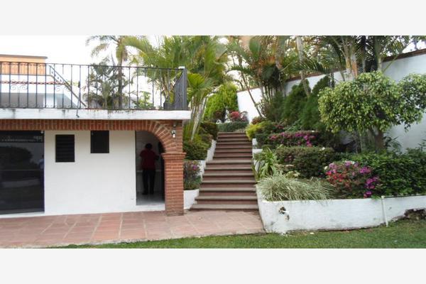 Foto de casa en venta en camino antiguo ahuatepec 1, lomas del conde, cuernavaca, morelos, 8212165 No. 02