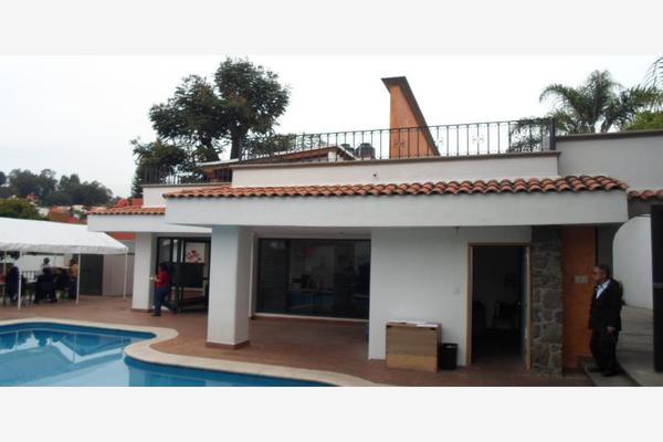 Foto de casa en venta en camino antiguo ahuatepec 1, lomas del conde, cuernavaca, morelos, 8212165 No. 03