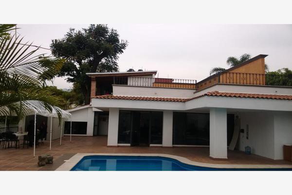 Foto de casa en venta en camino antiguo ahuatepec 1, lomas del conde, cuernavaca, morelos, 8212165 No. 04